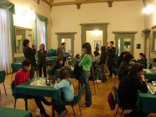 L'insospettabile universo delle donne scacchiste a Siena