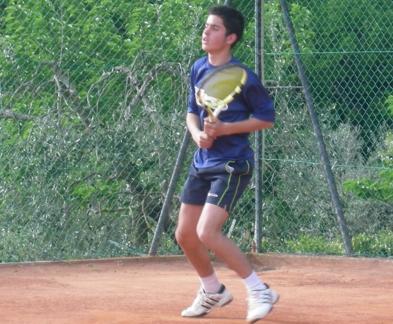 Tennis Under 14: Patrizi vince a San Gimignano