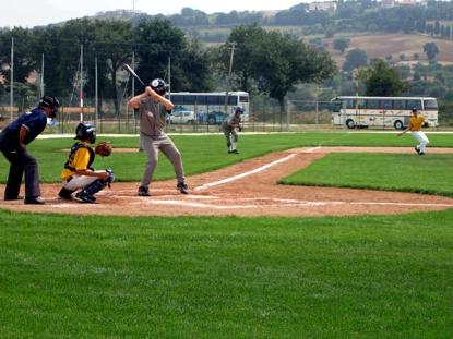 Baseball: la BM Ragazzi  gioca ad Arezzo