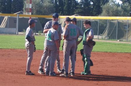 Baseball: allievi sconfitti in  campionato dallo Junior Grosseto