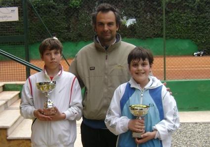 Tennis: l'Under 12 Cortecci vince ancora