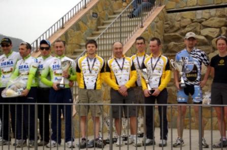 Il team Orso on Bike 3° alla 24 ore di Patti