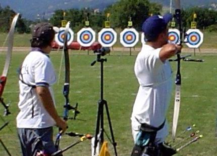 Tiro con l'arco: sei medaglie ai Giochi della Gioventù