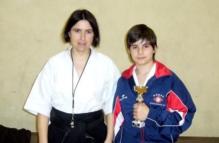 Argenti e bronzi per lo Shinan Karate Kai