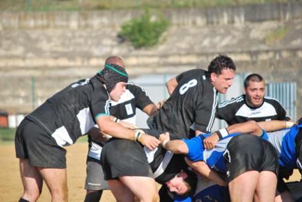 Rugby: terza vittoria per il Cus Siena