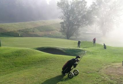 Golf: a Scarperia tra sport e arte