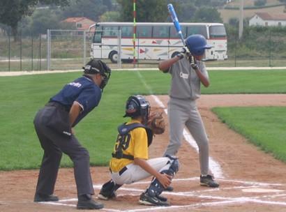 Finale di stagione amaro per il baseball senese