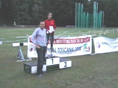 Atletica: la pioggia non ferma i Campionati Toscani