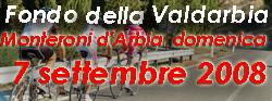 Granfondo della Valdarbia, vittoria al fotofinish