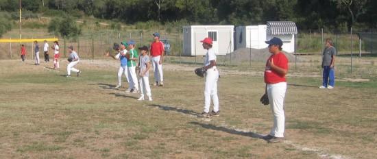 Baseball: gli Aironi si preparano alle finali nazionali