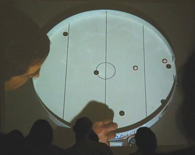 Continuano i mondiali di hockey su ghiaccio da tavolo a Montepulciano