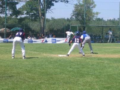 """Monteriggioni: il baseball si merita un """"diamante"""""""