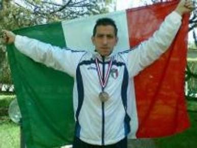Marcia: Siragusa vince l'argento agli Europei M40