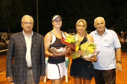 Tennis: torna il trofeo di Monteroni trampolino di lancio delle campionesse