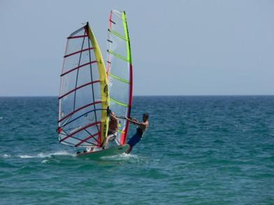 Windsurf: c'è la prima Granducato Cup
