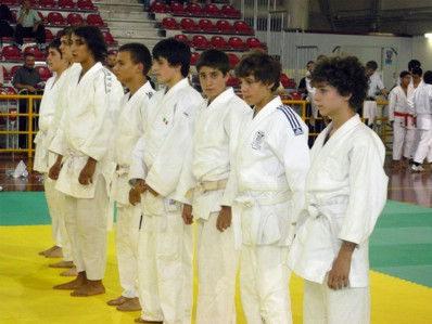 Judo: i risultati degli Under 23