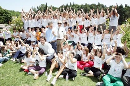 Successo per i Giochi della gioventù 2008