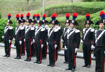 I Carabinieri celebrano in città il 194° di fondazione