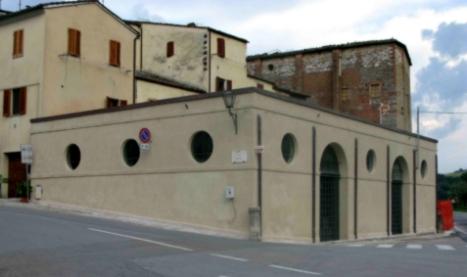 Alle antiche fonti lavatoie il centro di informazioni di Asciano