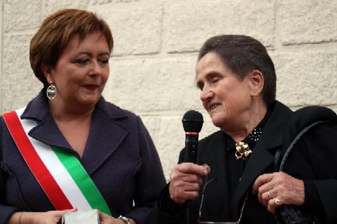 Oliva d'Oro a Silvana Giovannoni