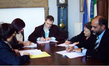 Violenza di genere. firmato a Montepulcinao un protocollo d'intesa