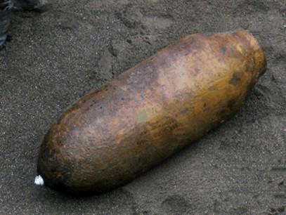 Bomba inesplosa a San Quirico: domenica il disinnesco