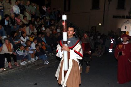Montepulciano è il momento del Corteo dei ceri