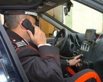 I Carabinieri arrestano un 37enne di Colle