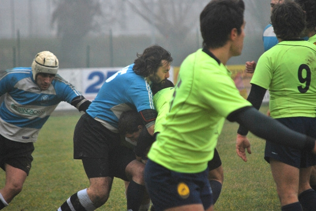 "Rugby: Siena ""stroncata"" da Noceto"