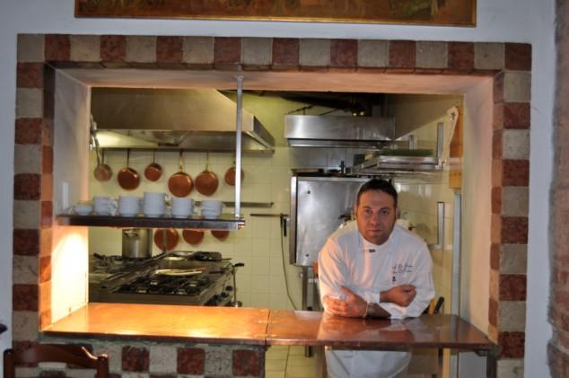 Pino di Cicco ambasciatore della cucina senese in Usa