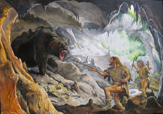 Disegnare l'archeologia. Le opere di Cutrona in mostra a Cetona