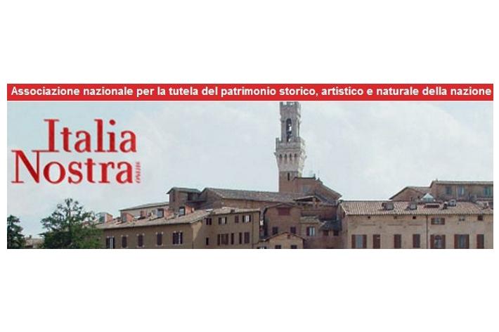 """Italia Nostra: """"A rischio i beni che hanno fatto la storia di Colle"""""""