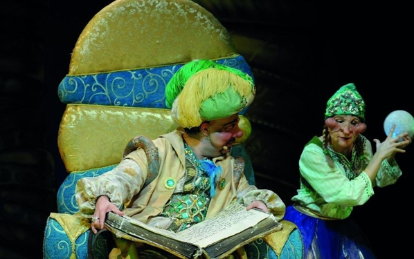 Aladin il Musical: una favola bella per chiudere la prosa al Politeama