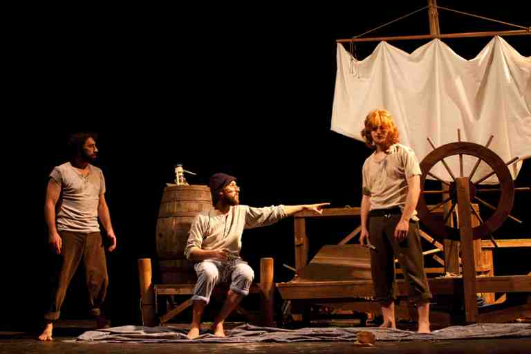 Narrazioni: il festival porta in scena pirati e corsari