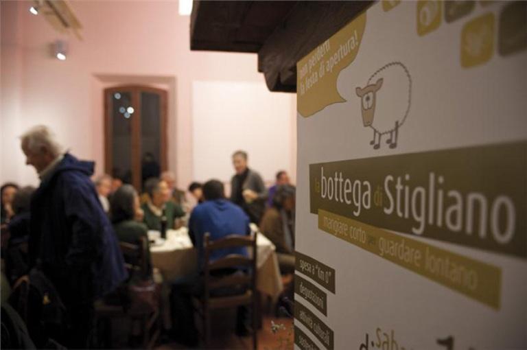 La Bottega di Stigliano: bando per la gestione della cucina