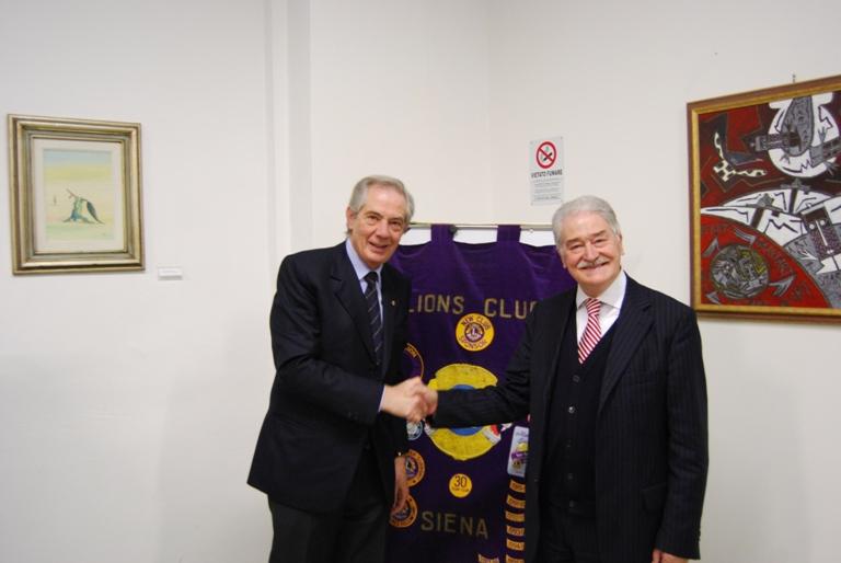 Il Lions Club a sostegno del Campansi. E dei malati di Alzheimer