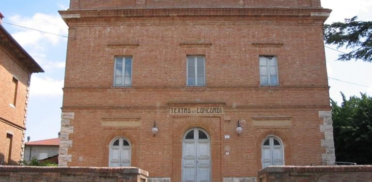 """""""Premiazione con Delitto"""" al Teatro dei Concordi"""
