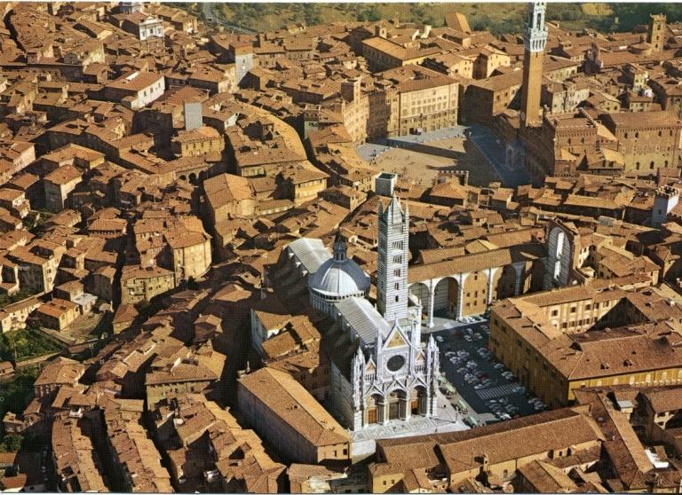 Siena-panoramica