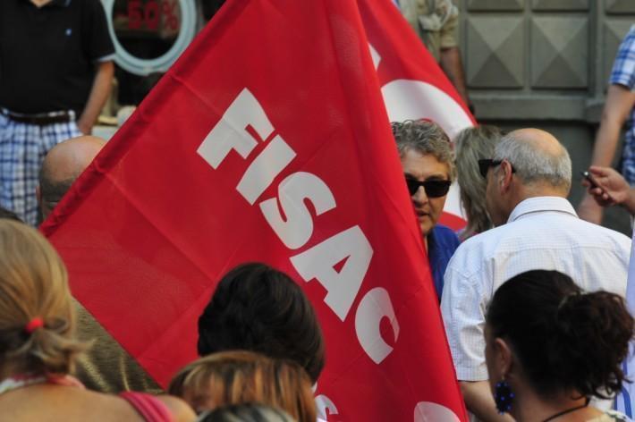 """Fisac Cgil Mps: preoccupazione e condanna per i """"rigurgiti di fascismo"""""""
