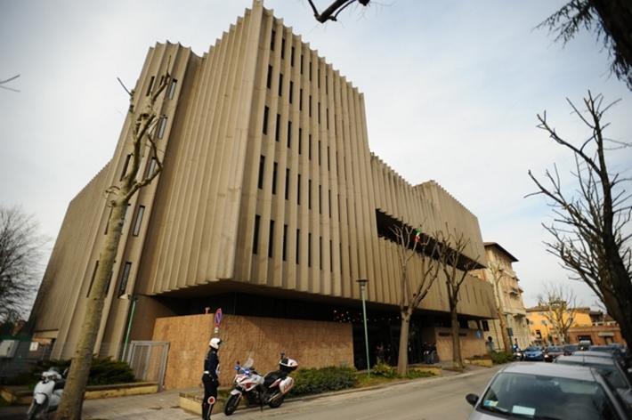 Aumentano i controlli di sicurezza al Tribunale