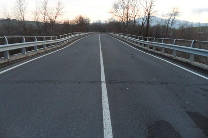 Il danno ai ponti è dovuto alla subsidenza provocata dalla geotermia?