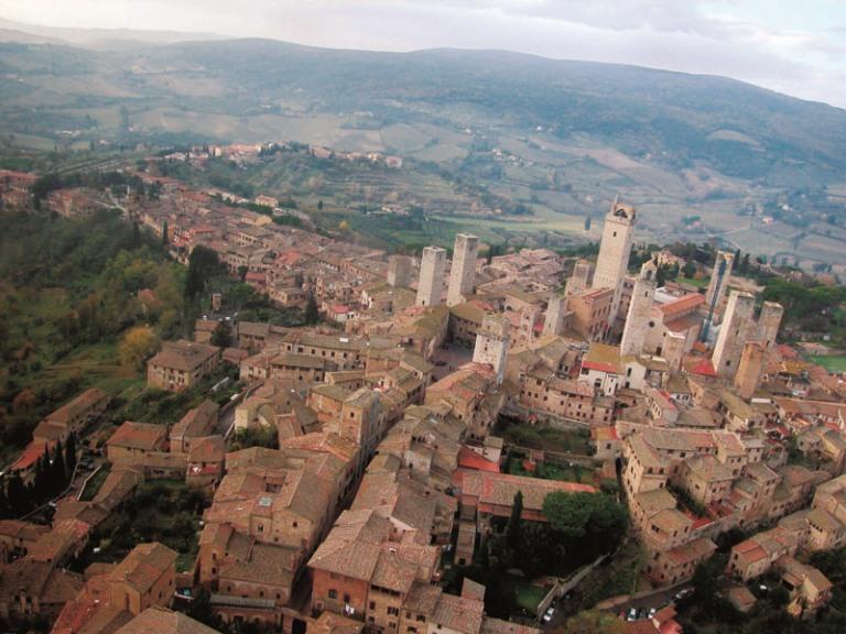 Cordoglio a San Gimignano per la morte di Luciano Ulivelli