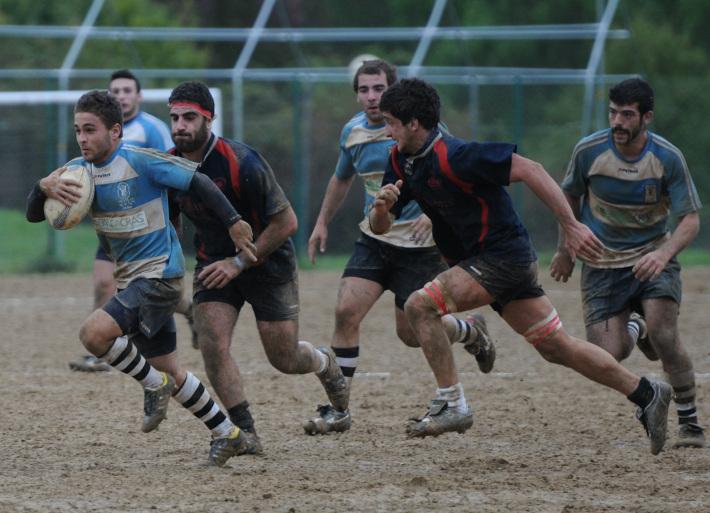 Cus Siena Rugby lascia a zero il Sesto Rugby