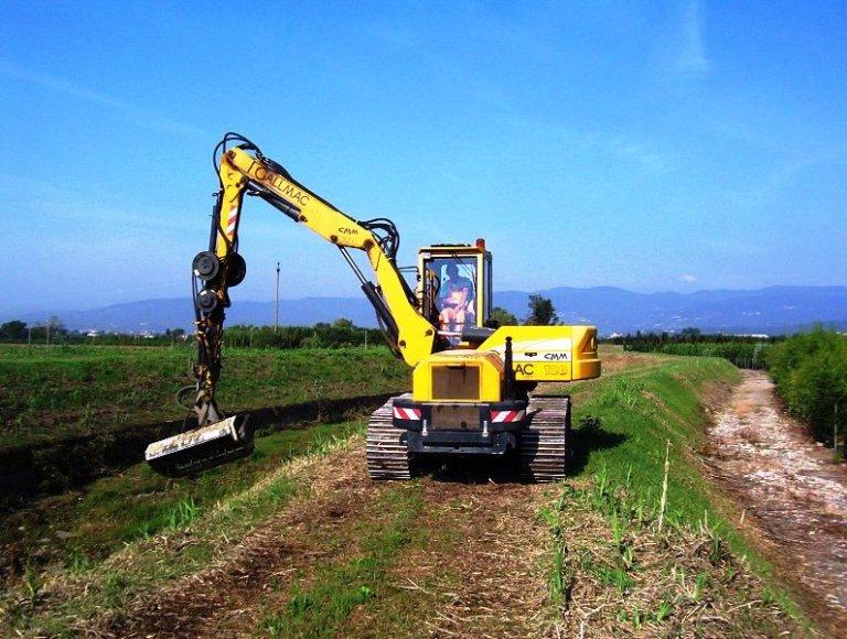 Consorzio di Bonifica: oltre 5 milioni per la manutenzione dei corsi d'acqua