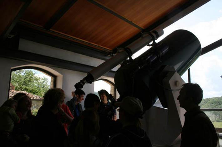 Arci Siena: alla scoperta del cielo a Montarrenti