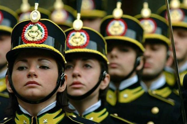 Bando per 66 allievi ufficiali della Guardia di Finanza