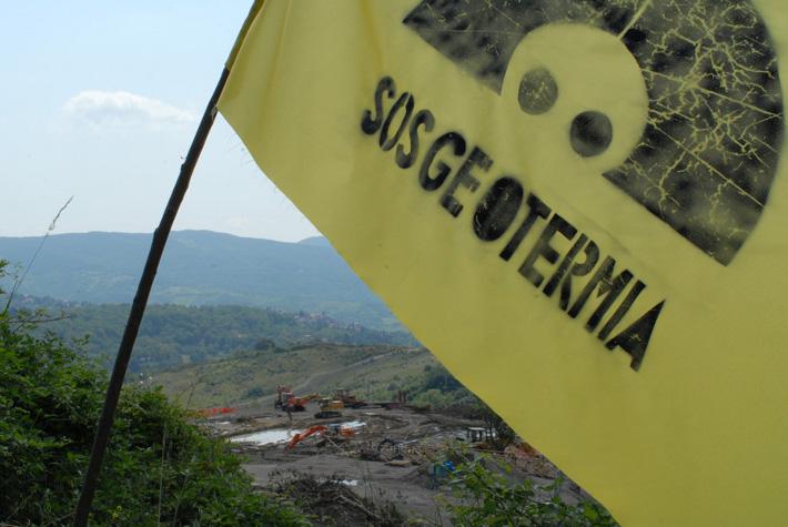 """Sos Geotermia: """"La proposta sulle ANI è uno schiaffo ai territori e ai sindaci"""""""