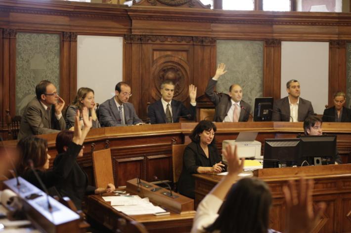 I lavori del Consiglio comunale del 30 aprile