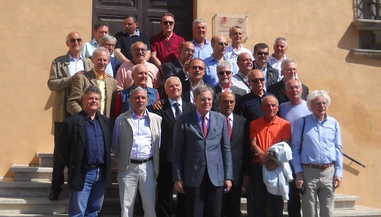 A Siena il raduno degli ex allievi sottufficiali trasmissioni di San Giorgio a Cremano