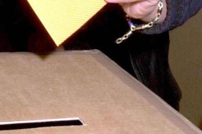 Elezioni regionali 31 maggio, rivolgersi all'Urp per i duplicati delle tessere